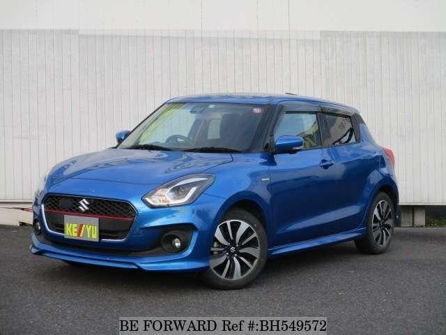 Used 2017 SUZUKI SWIFT BH549572 for Sale