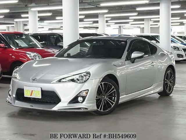 Used 2012 TOYOTA 86 BH549609 for Sale