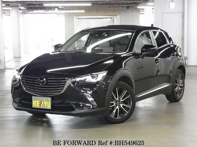 Used 2015 MAZDA CX-3 BH549625 for Sale