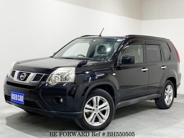 Used 2011 NISSAN X-TRAIL BH550505 for Sale