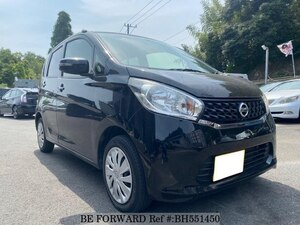 Used 2013 NISSAN DAYZ BH551450 for Sale