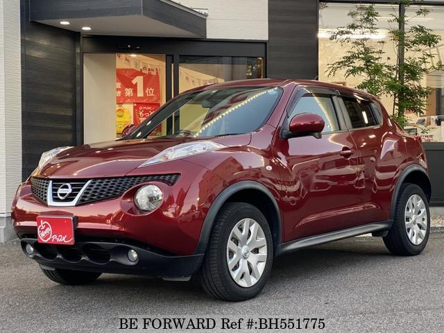 Used 2011 NISSAN JUKE BH551775 for Sale