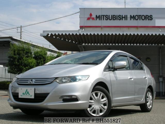 Used 2010 HONDA INSIGHT BH551827 for Sale