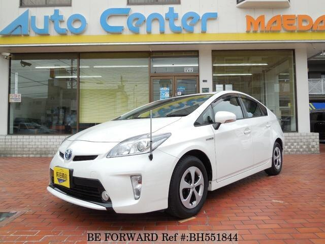 Used 2013 TOYOTA PRIUS BH551844 for Sale