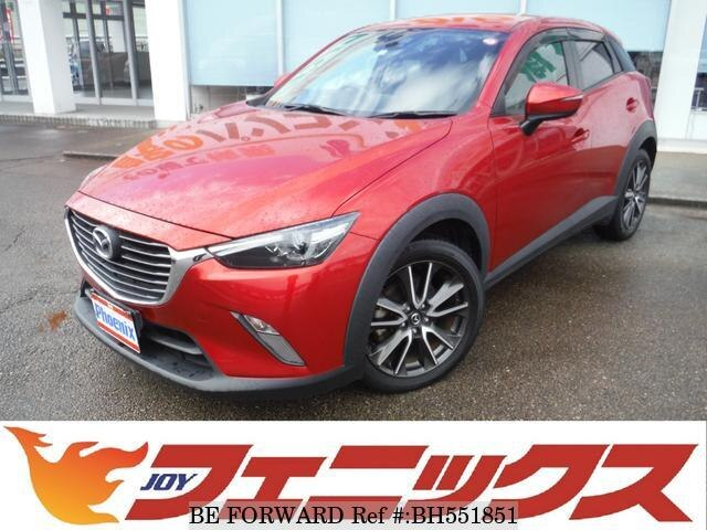 Used 2015 MAZDA CX-3 BH551851 for Sale
