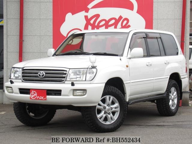 Used 2003 TOYOTA LAND CRUISER BH552434 for Sale