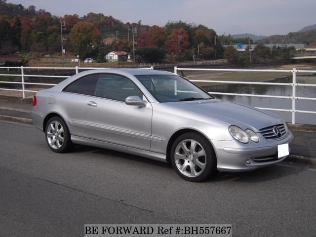 Used 2004 MERCEDES-BENZ CLK-CLASS BH557667 for Sale