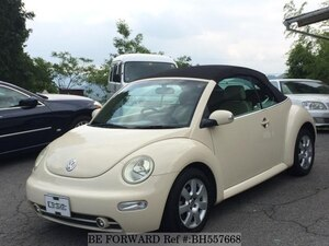 Used 2004 VOLKSWAGEN NEW BEETLE BH557668 for Sale