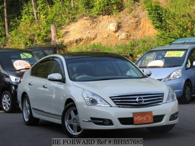 Used 2009 NISSAN TEANA BH557685 for Sale