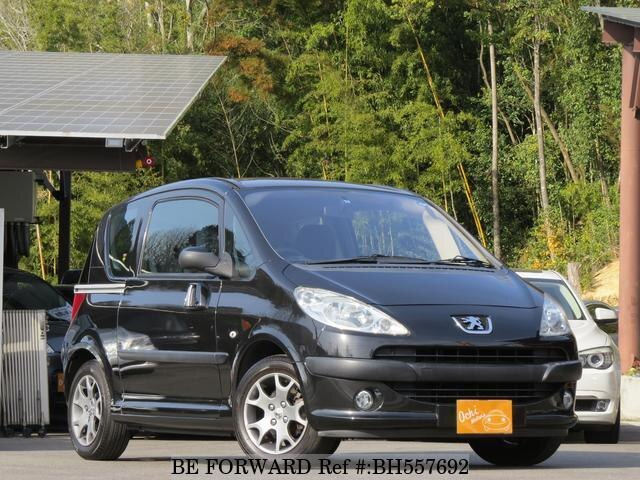 Used 2008 PEUGEOT 1007 BH557692 for Sale