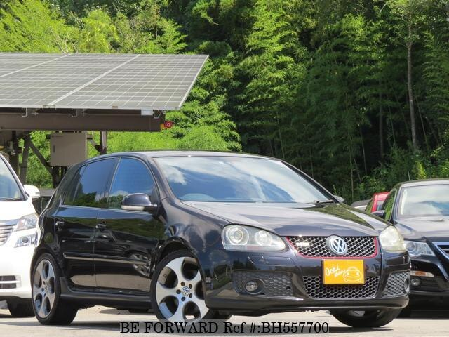 Used 2007 VOLKSWAGEN GOLF BH557700 for Sale