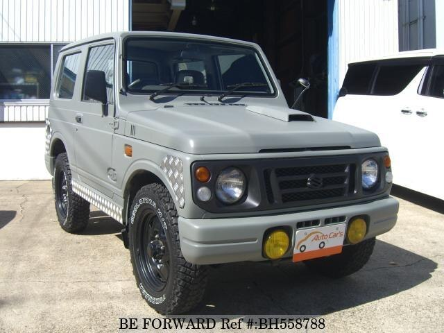Used 1997 SUZUKI JIMNY BH558788 for Sale