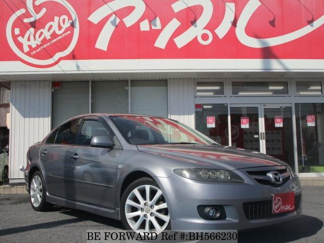 Used 2006 MAZDA ATENZA SPORT BH566230 for Sale
