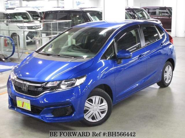 Used 2017 HONDA FIT BH566442 for Sale