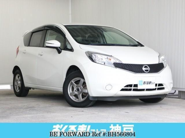 Used 2015 NISSAN NOTE BH566804 for Sale