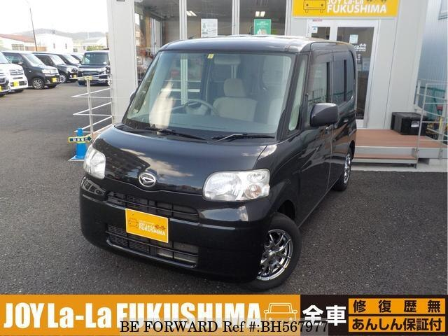 Used 2008 DAIHATSU TANTO BH567977 for Sale