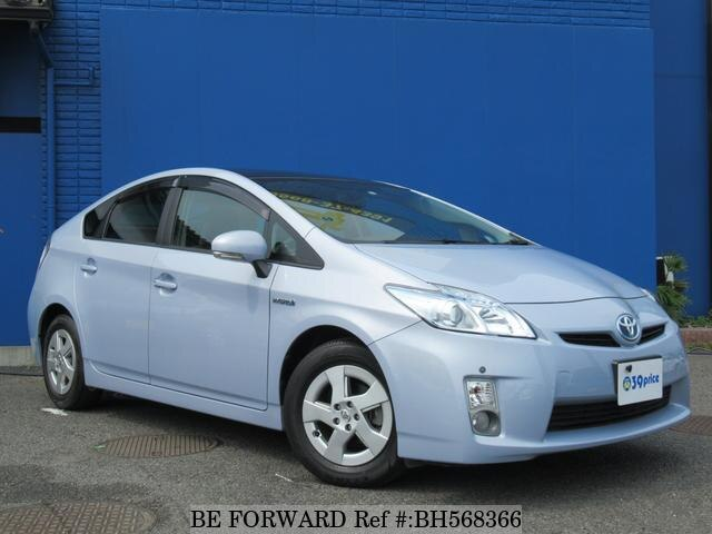 Used 2009 TOYOTA PRIUS BH568366 for Sale