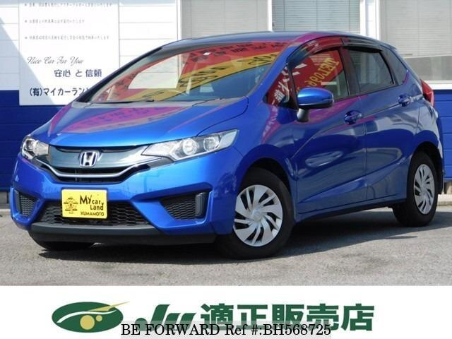 Used 2013 HONDA FIT BH568725 for Sale
