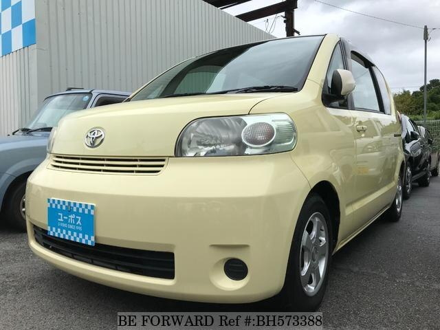 Used 2007 TOYOTA PORTE BH573388 for Sale