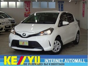 Used 2015 TOYOTA VITZ BH573458 for Sale