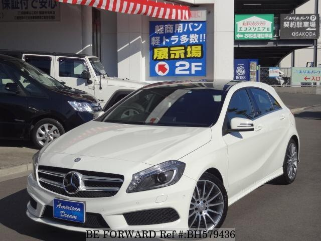 Used 2013 MERCEDES-BENZ A-CLASS BH579436 for Sale