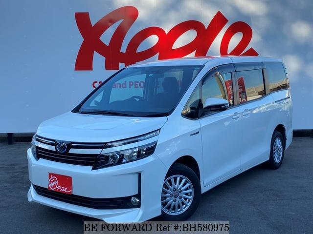 Used 2014 TOYOTA VOXY BH580975 for Sale