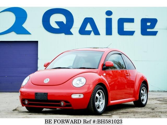 Used 2003 VOLKSWAGEN NEW BEETLE BH581023 for Sale