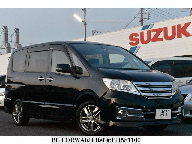 Used 2011 NISSAN SERENA BH581100 for Sale