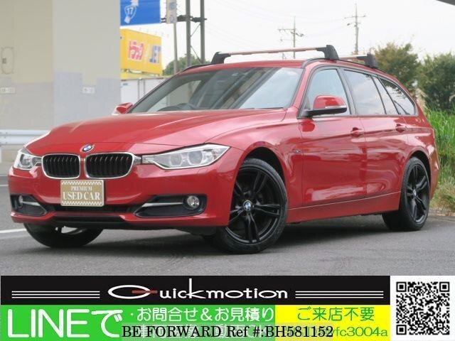 Used 2012 BMW 3 SERIES BH581152 for Sale