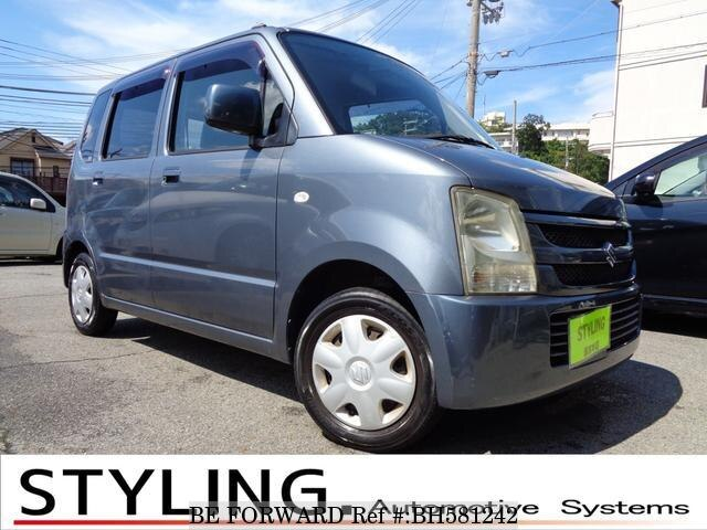 Used 2007 SUZUKI WAGON R BH581242 for Sale