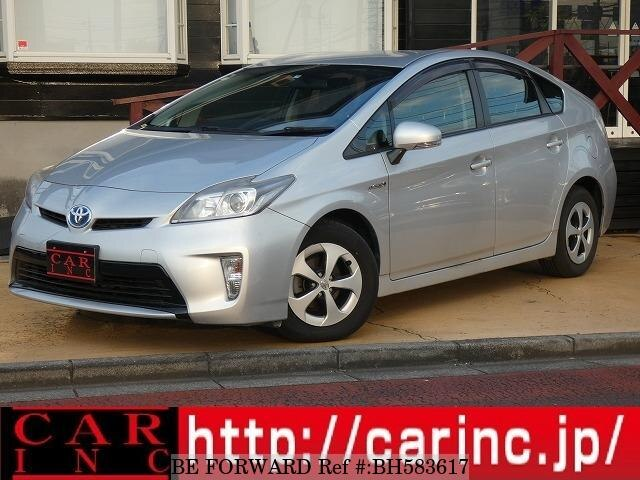 Used 2012 TOYOTA PRIUS BH583617 for Sale