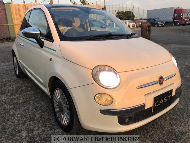 Used 2008 FIAT 500 BH583662 for Sale