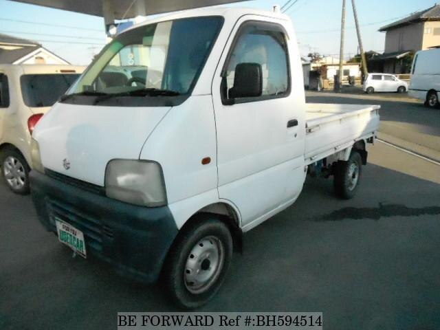 Used 1999 SUZUKI CARRY TRUCK BH594514 for Sale