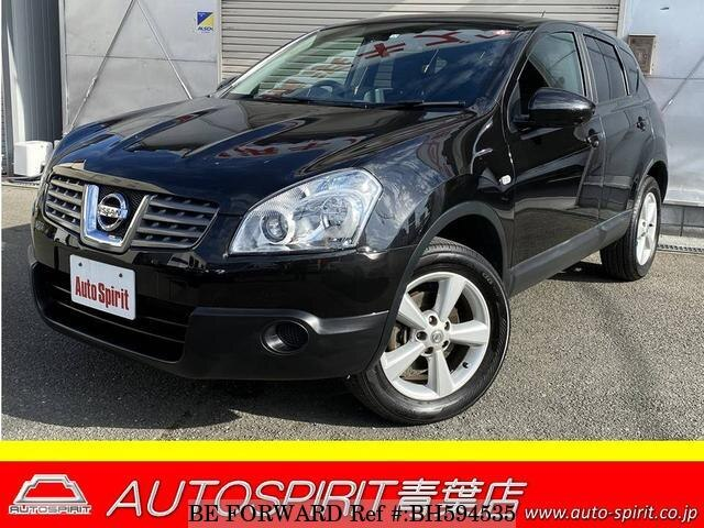 Used 2008 NISSAN DUALIS BH594535 for Sale