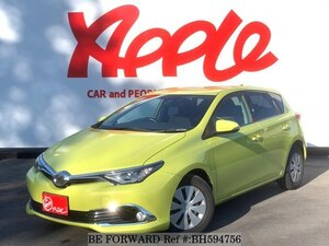 Used 2015 TOYOTA AURIS BH594756 for Sale
