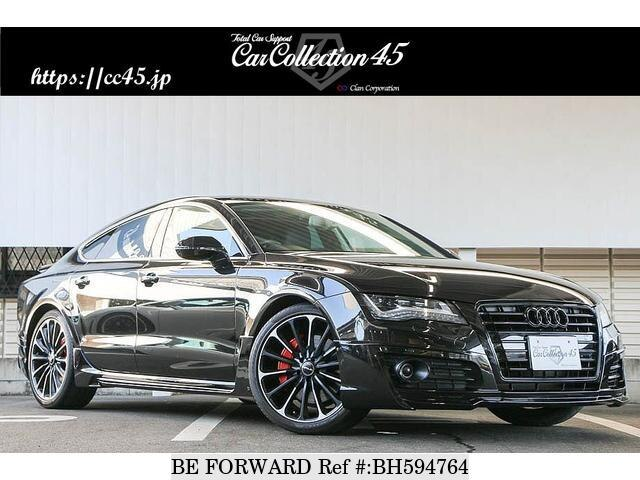 Used 2012 AUDI A7 BH594764 for Sale