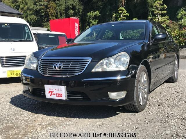 Used 2006 TOYOTA CROWN MAJESTA BH594785 for Sale
