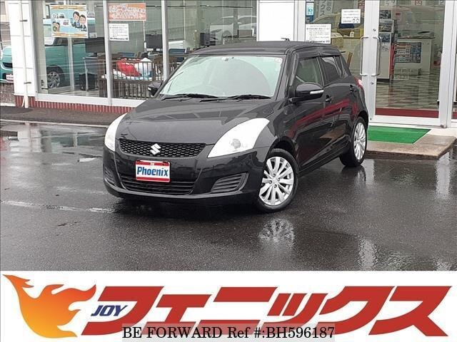Used 2012 SUZUKI SWIFT BH596187 for Sale