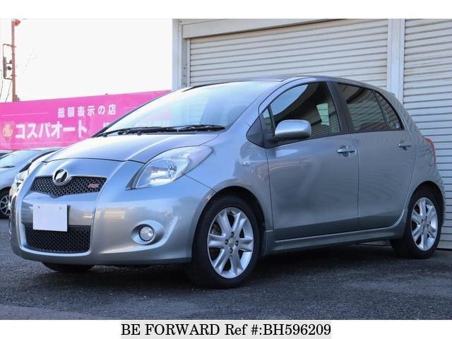 Used 2005 TOYOTA VITZ BH596209 for Sale