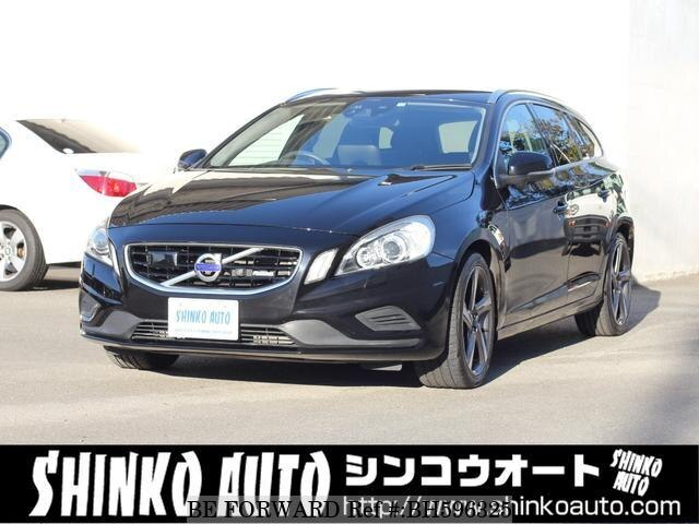 Used 2012 VOLVO V60 BH596325 for Sale