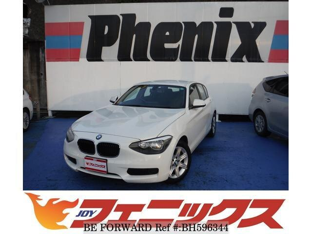 Used 2015 BMW 1 SERIES BH596344 for Sale