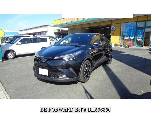 Used 2019 TOYOTA C-HR BH596350 for Sale