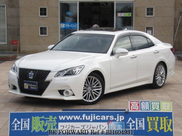 Used 2013 TOYOTA CROWN HYBRID BH604931 for Sale
