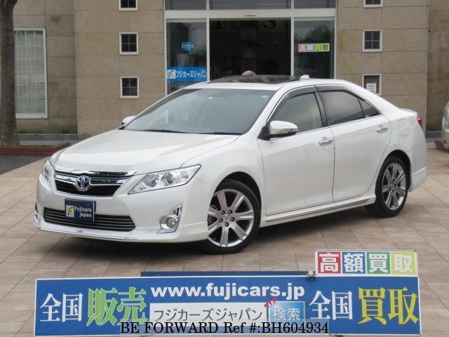Used 2014 TOYOTA CAMRY BH604934 for Sale