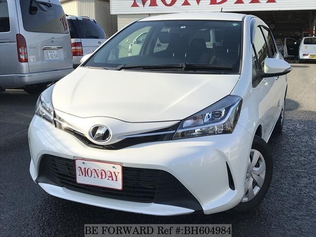 Used 2016 TOYOTA VITZ BH604984 for Sale