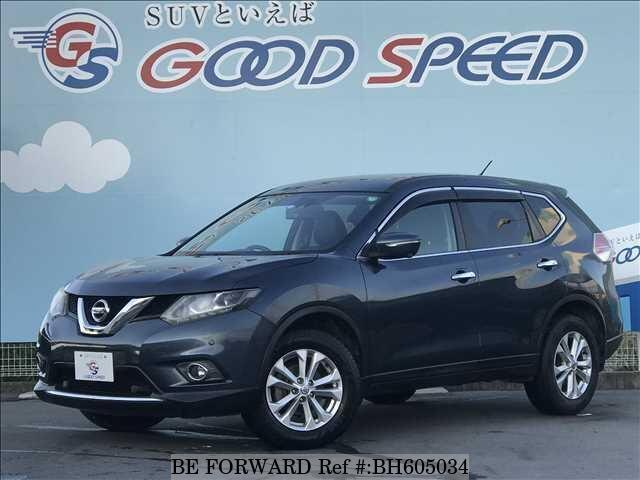 Used 2014 NISSAN X-TRAIL BH605034 for Sale