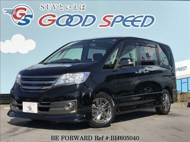 Used 2012 NISSAN SERENA BH605040 for Sale