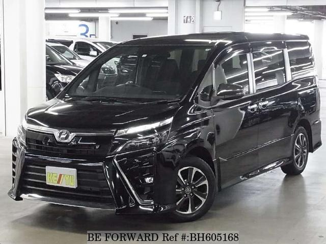 Used 2018 TOYOTA VOXY BH605168 for Sale