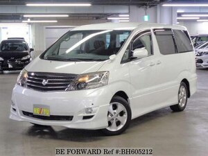 Used 2007 TOYOTA ALPHARD BH605212 for Sale