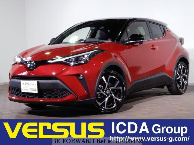 Used 2019 TOYOTA C-HR BH605452 for Sale